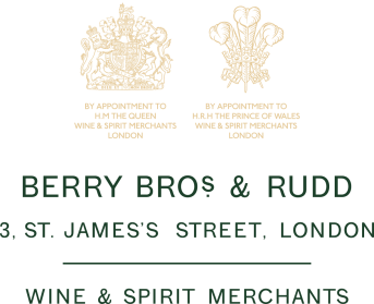 Berry Bros Logotype and warrants Gold 466 and BBR Green