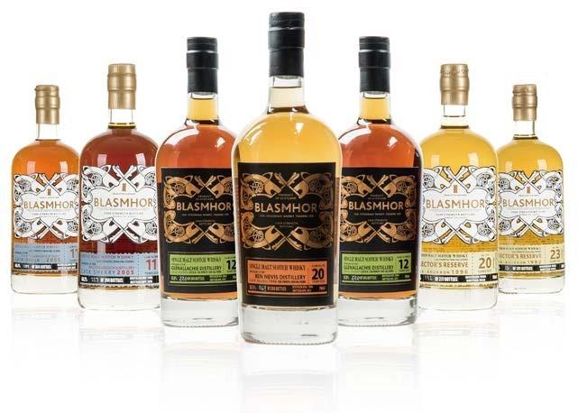 Blasmhor whisky