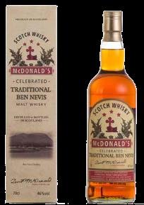 復刻 1882 年傳統風味單一麥芽威士忌