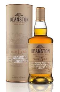 汀士頓有機15年單一麥芽蘇格蘭威士忌