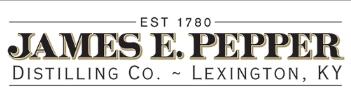 James E. Pepper logo