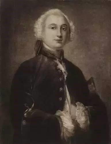 在《阿布羅斯宣言》上簽字的威姆斯伯爵六世